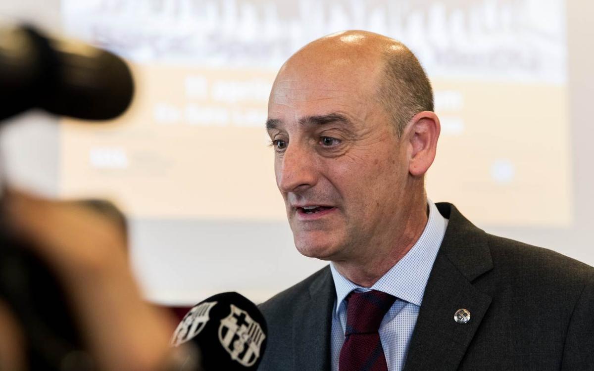"""Jordi Moix: """"Tindrem una casa més confortable de la qual tots els culers ens sentirem molt orgullosos"""""""