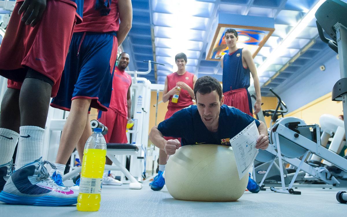 El Barça Lassa tornarà a Encamp per a la pretemporada