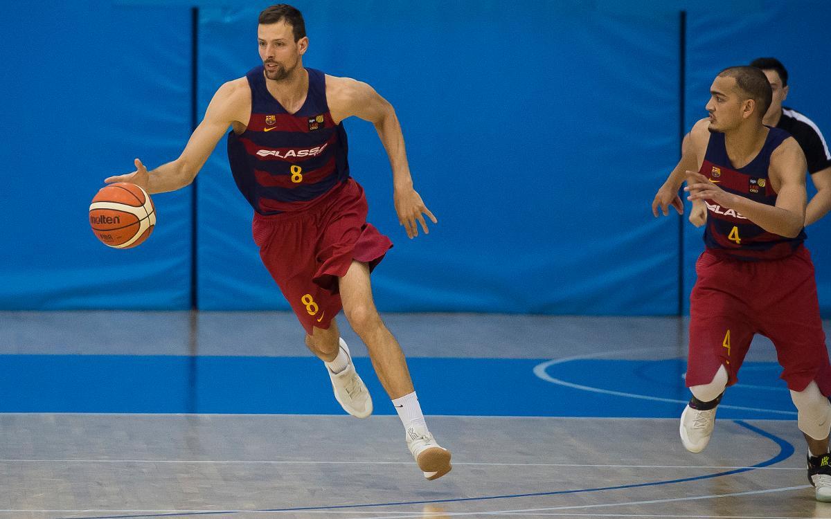 Jordi Trias, MVP de la LEB Or 2016/17