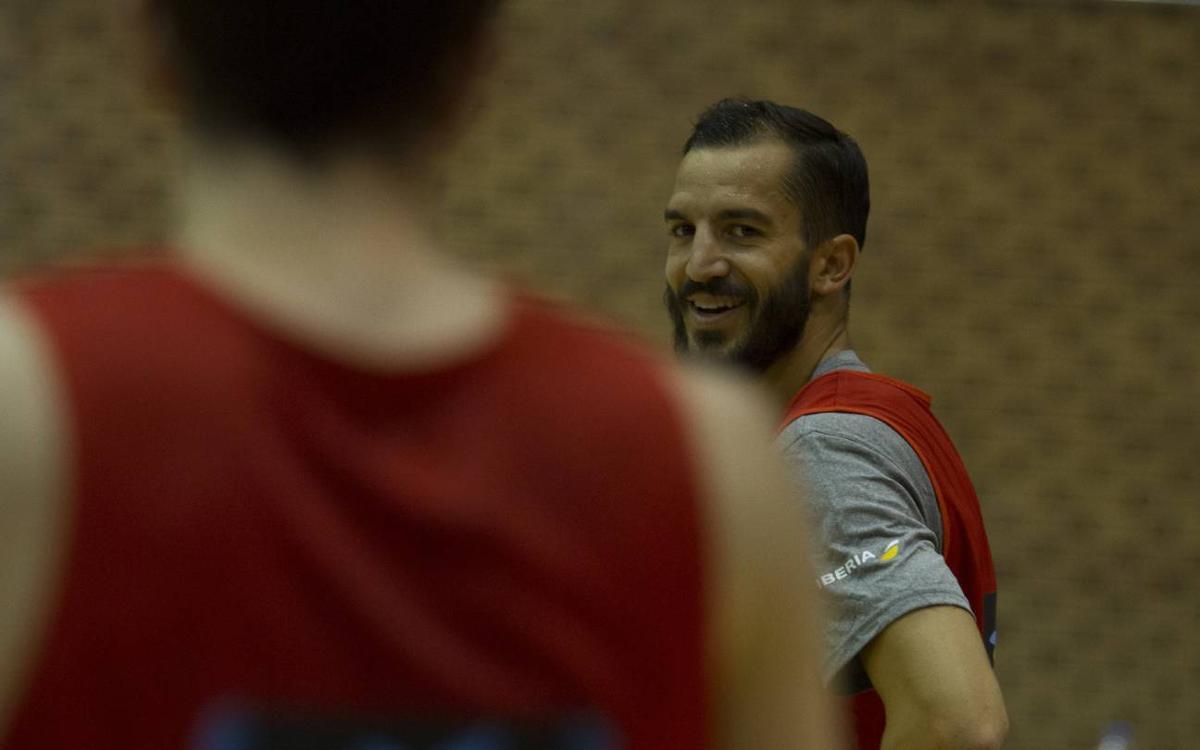 Pau Ribas i Pierre Oriola, concentrats amb la selecció espanyola
