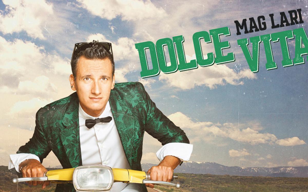'Mag Lari Dolce Vita' en el Teatre Grec con descuento para socios