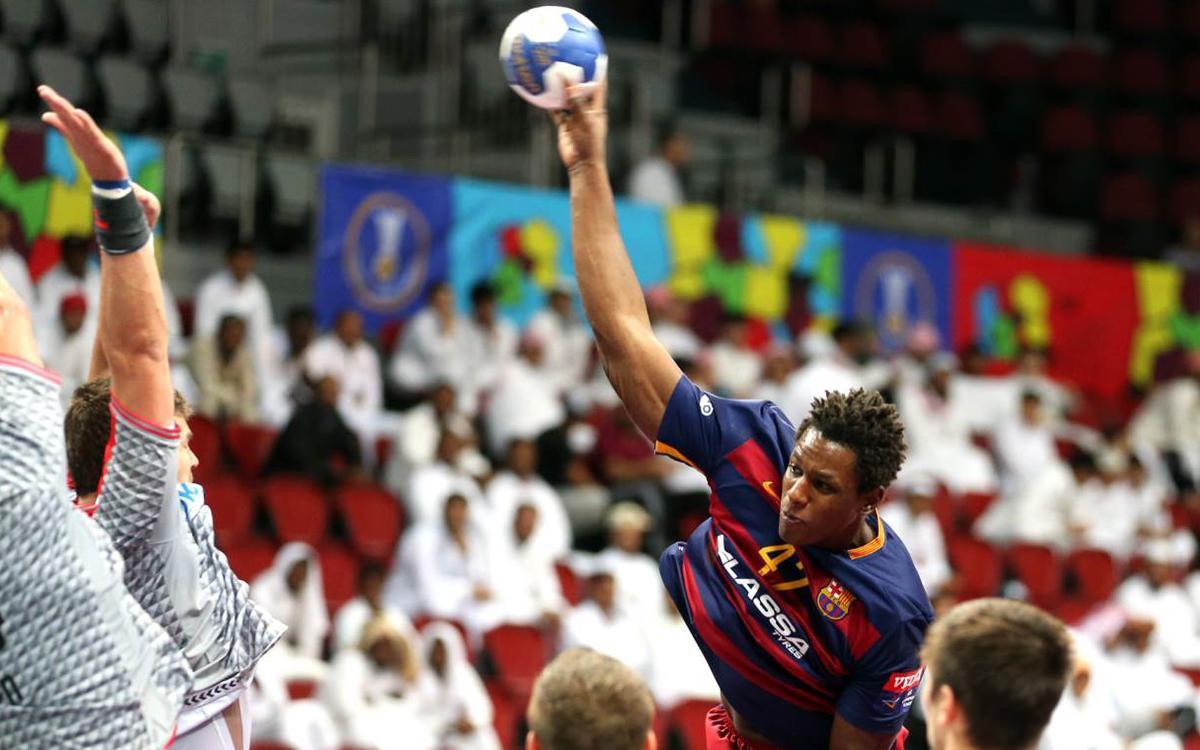 El Barça Lassa jugarà la Superglobe del 25 al 28 d'agost