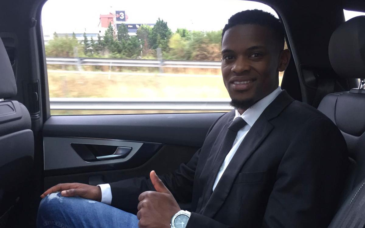 Up close and personal with Nélson Semedo