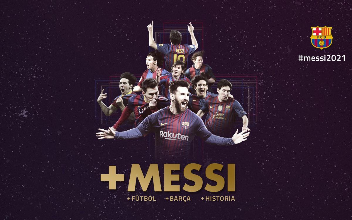 Acuerdo para la renovación del contrato de Leo Messi