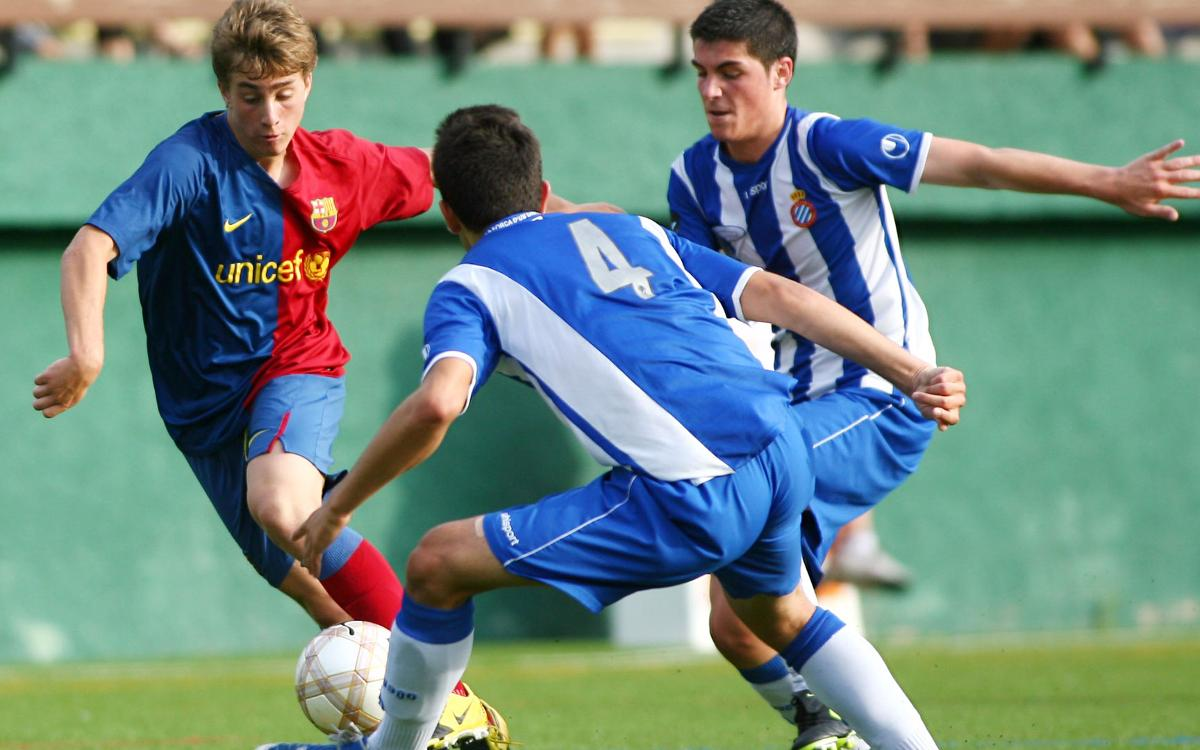 Best of Gerard Deulofeu in his early days at FC Barcelona
