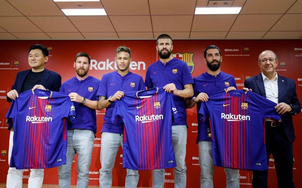 Messi, Neymar, Piqué and Arda take Tokyo