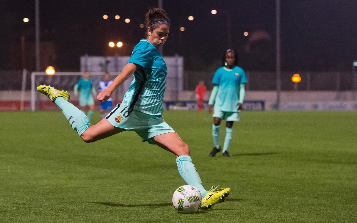 Marta Torrejón, baja para Albacete