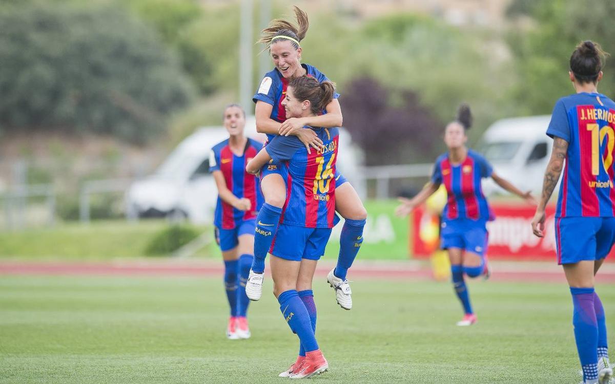 FC Barcelona Femení – Atlètic de Madrid (prèvia): La final més esperada