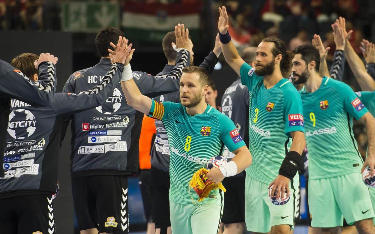 Telekom Veszprém – FC Barcelona Lassa: Un partit per marxar amb el cap ben alt