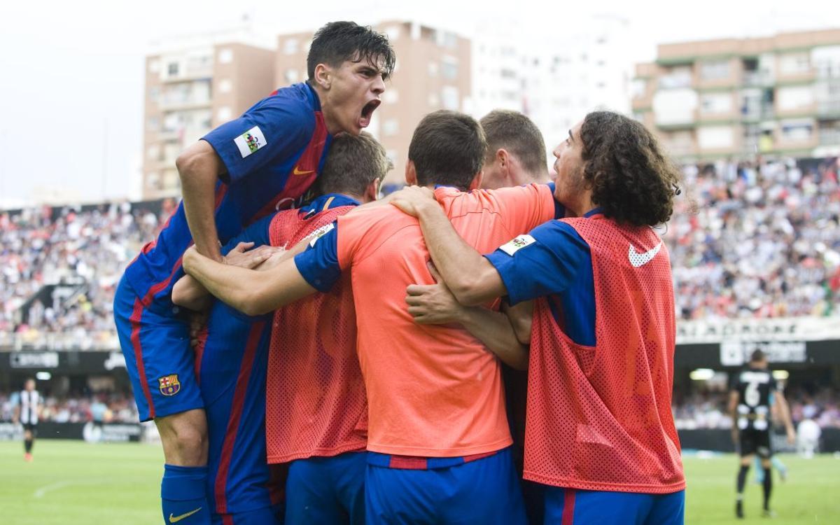 Barça B – FC Cartagena: Confirmar la ventaja de la ida