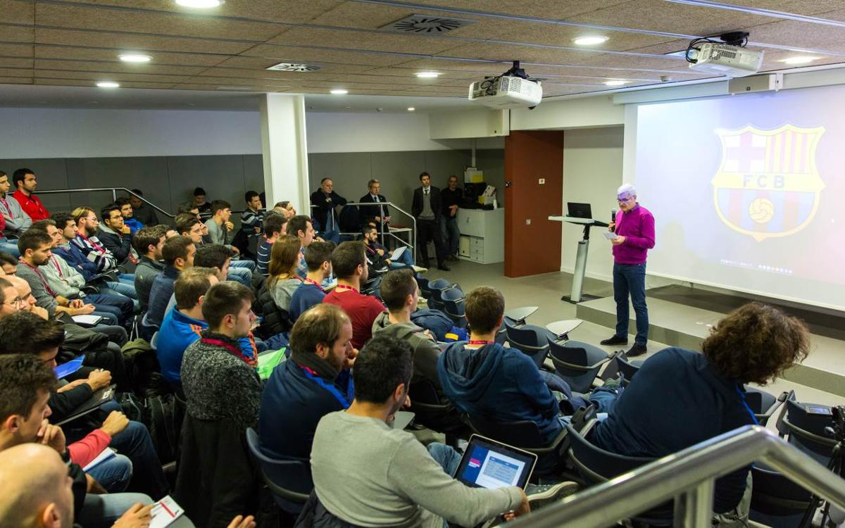 Arranca la segunda edición del FCB Coaches Academy
