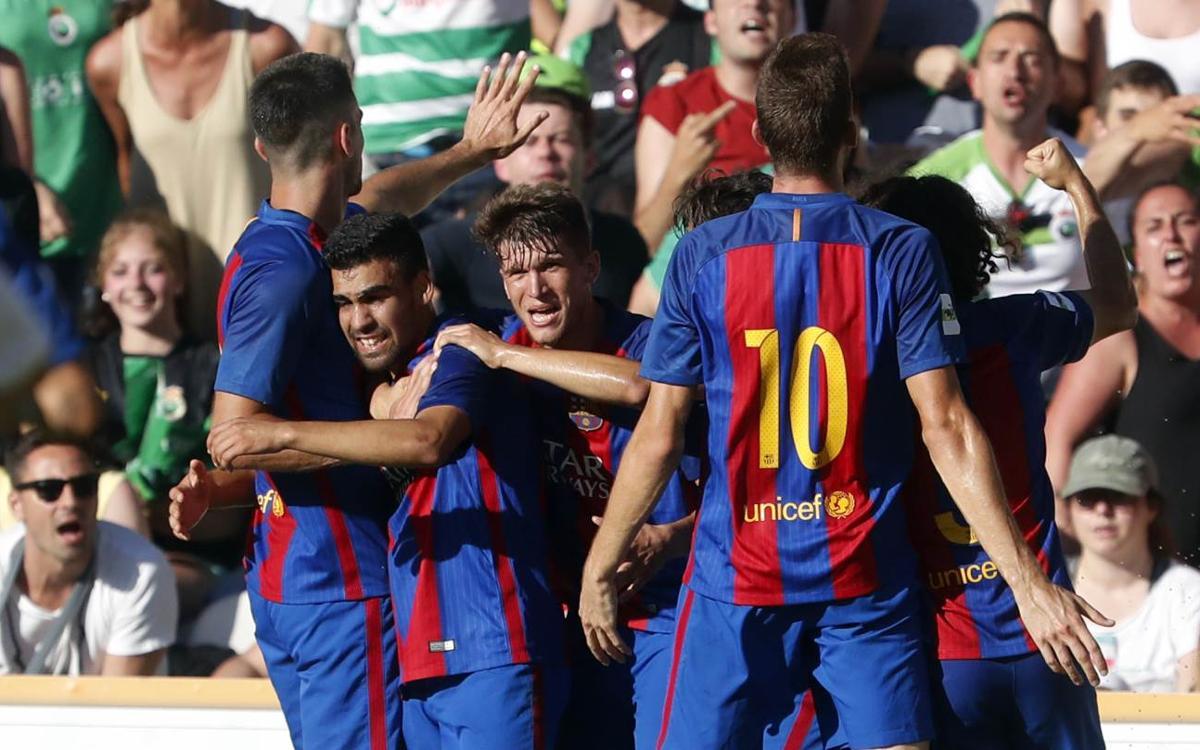 Barça B – Real Racing Club: A un paso de hacer historia