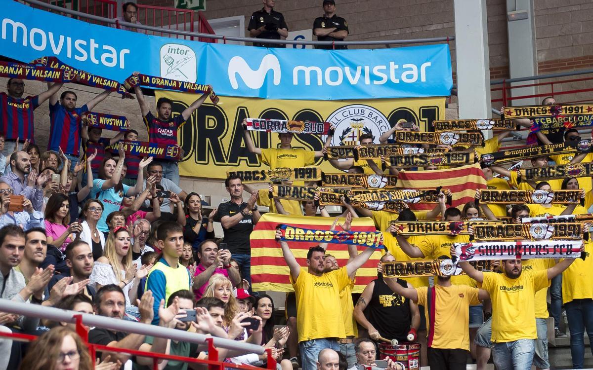 El Barça Lassa no estarà sol a Torrejón