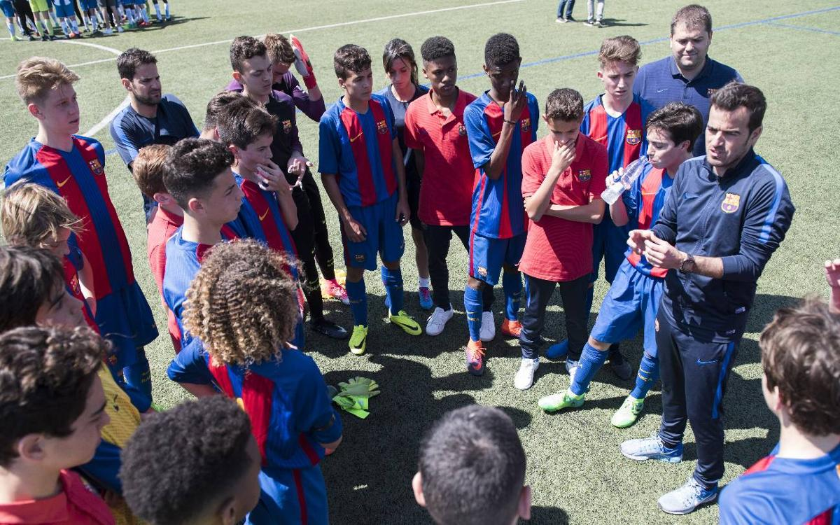 Definidos los entrenadores del fútbol formativo amateur para la temporada 2017-2018