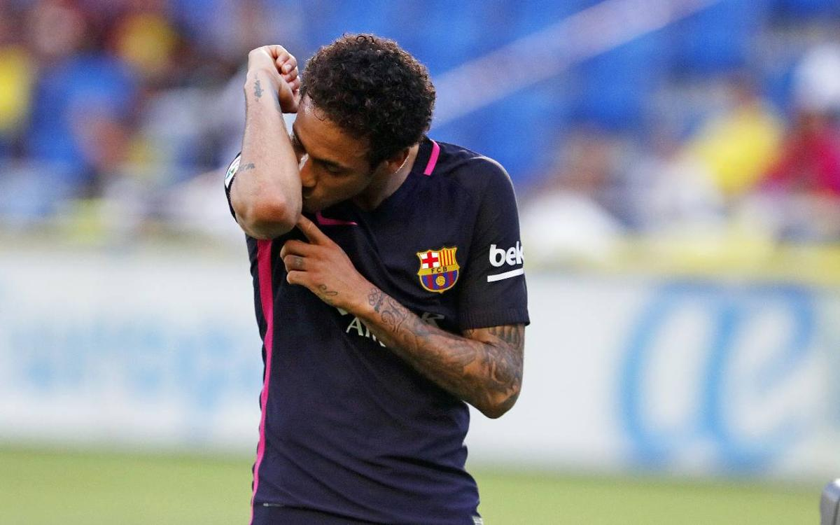 VIDEO: Neymar Jr's Greatest Hits of the 2016/17 season