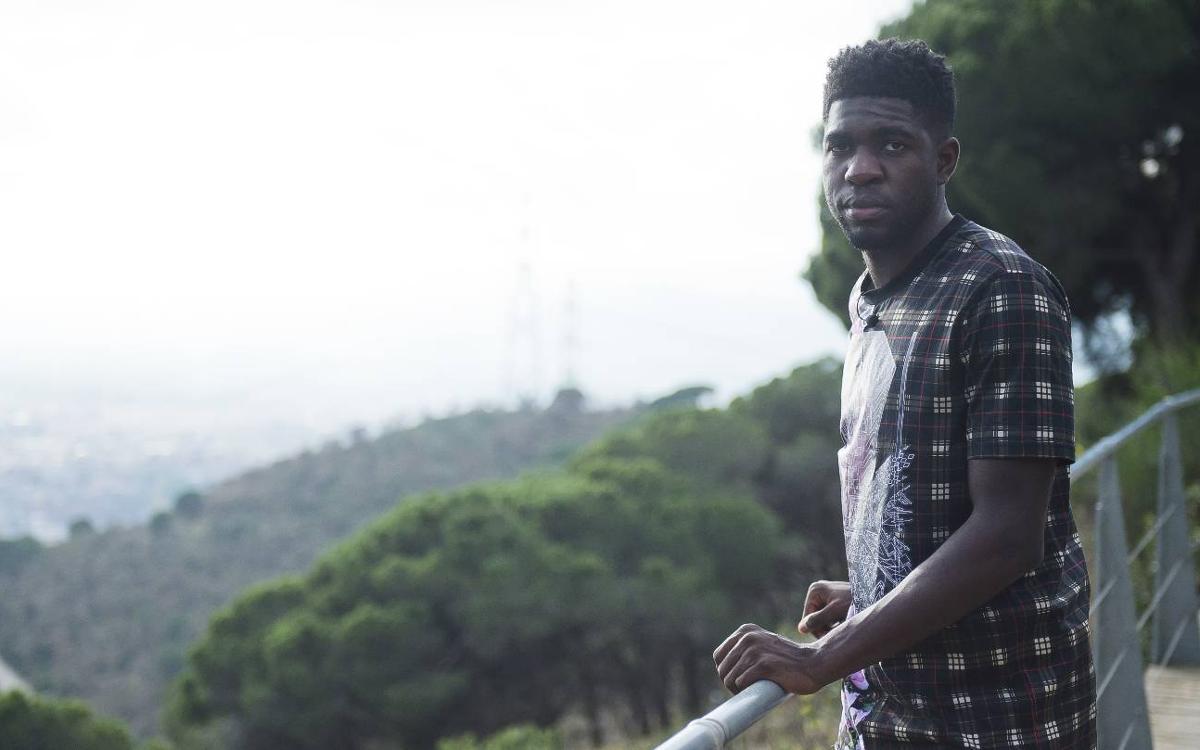 VIDEO: The origins of Samuel Umtiti