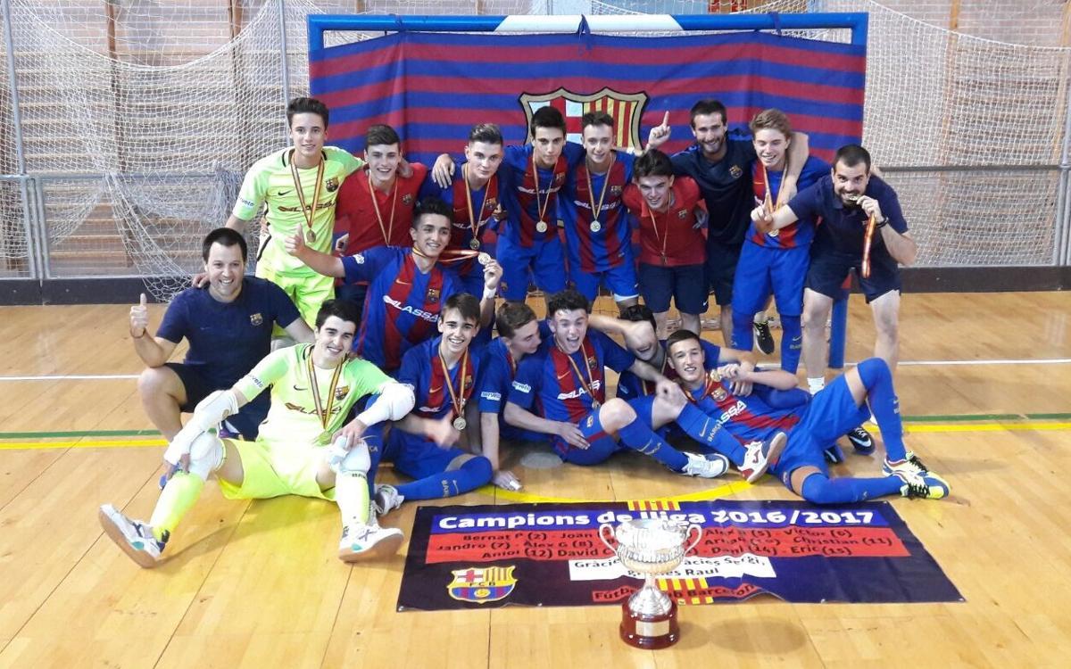 El Cadete, campeón de España