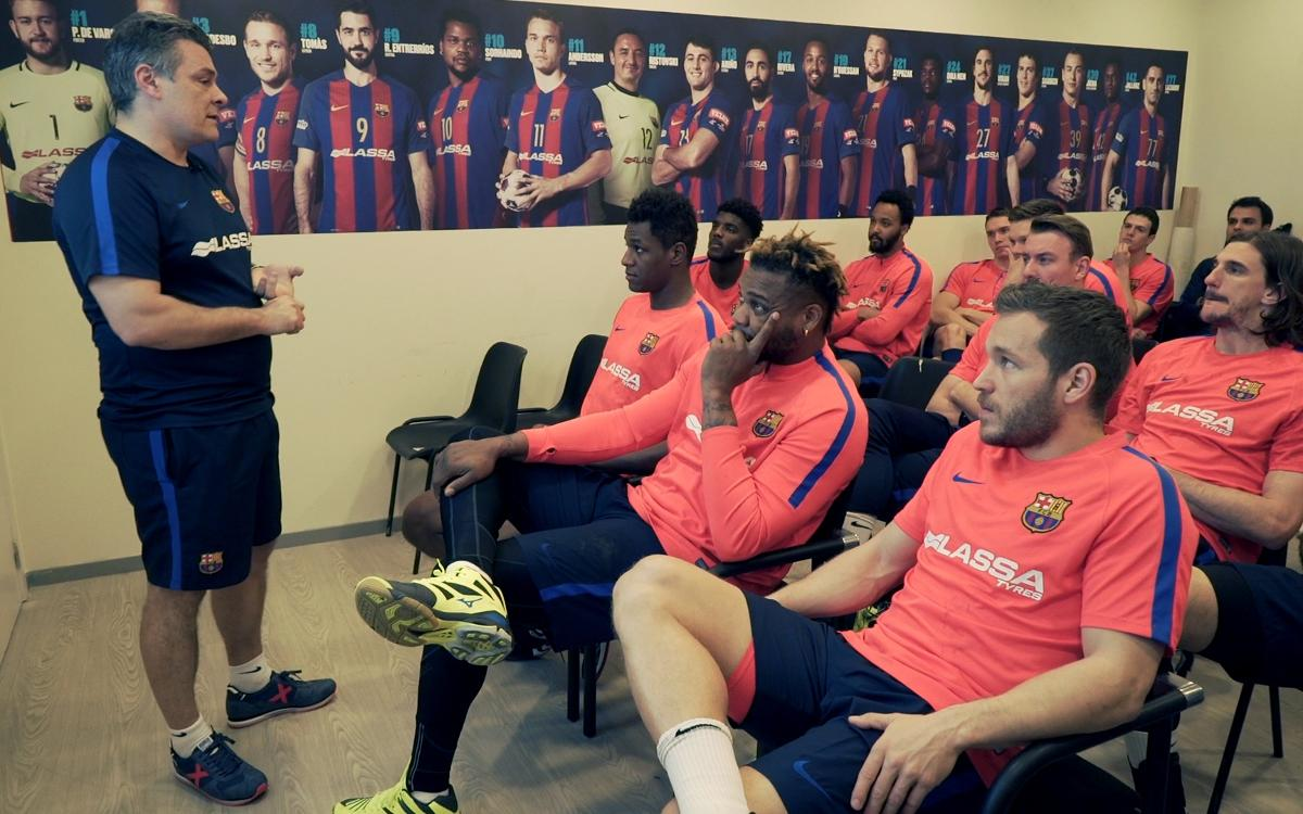 Barça Inside, the secrets of a winning dressing room
