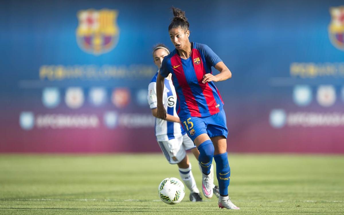 FC Barcelona Femenino - Real Sociedad (previa): Queremos la Copa