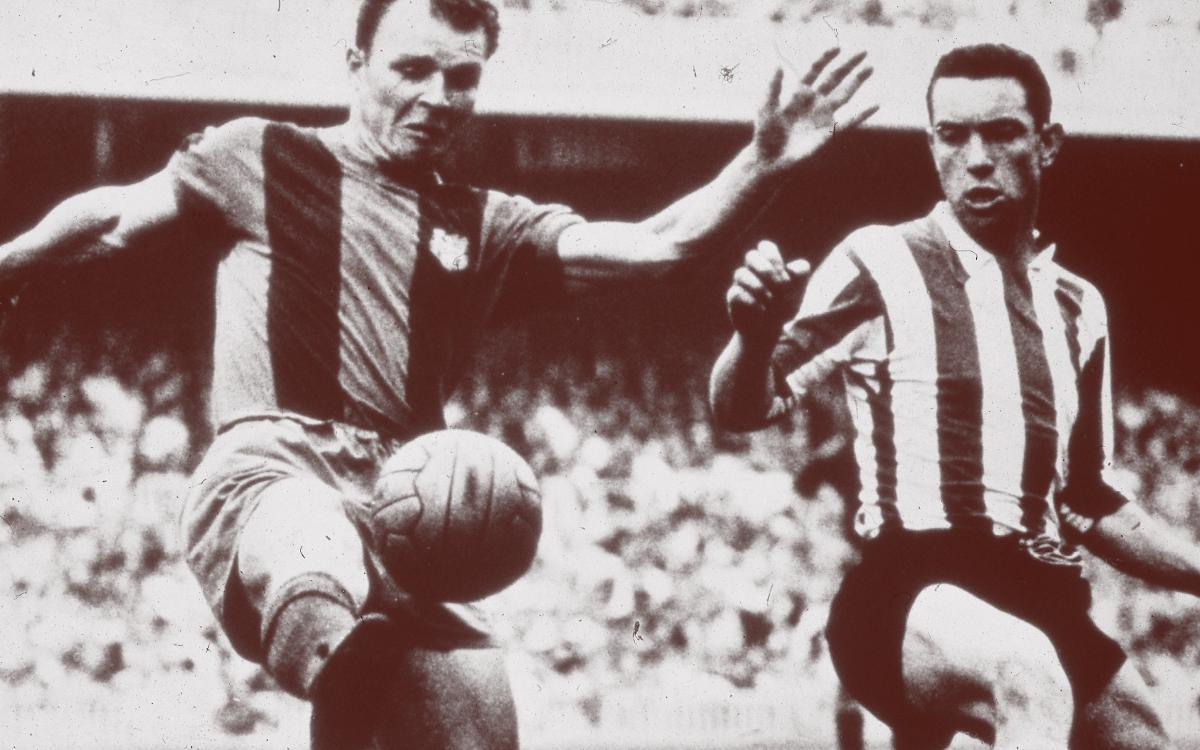 90 years since birth of Ladislau Kubala, the man who changed FC Barcelona history