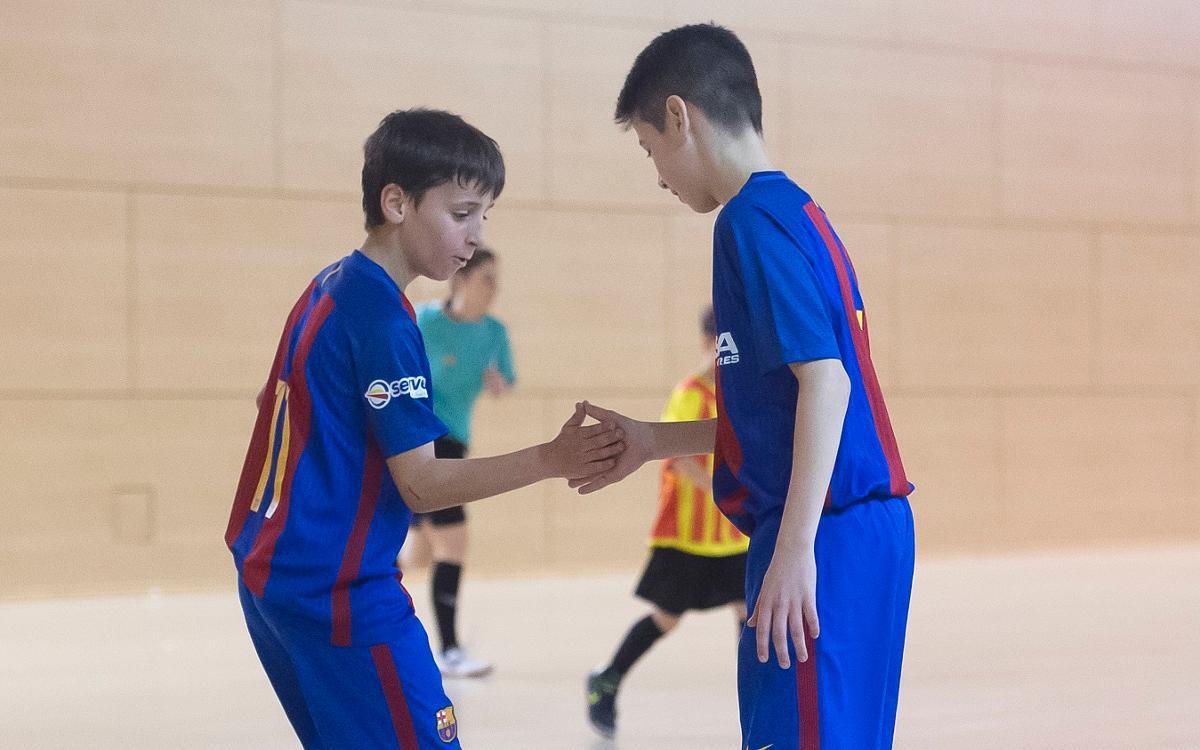 Buscan el triplete en la Copa Cataluña