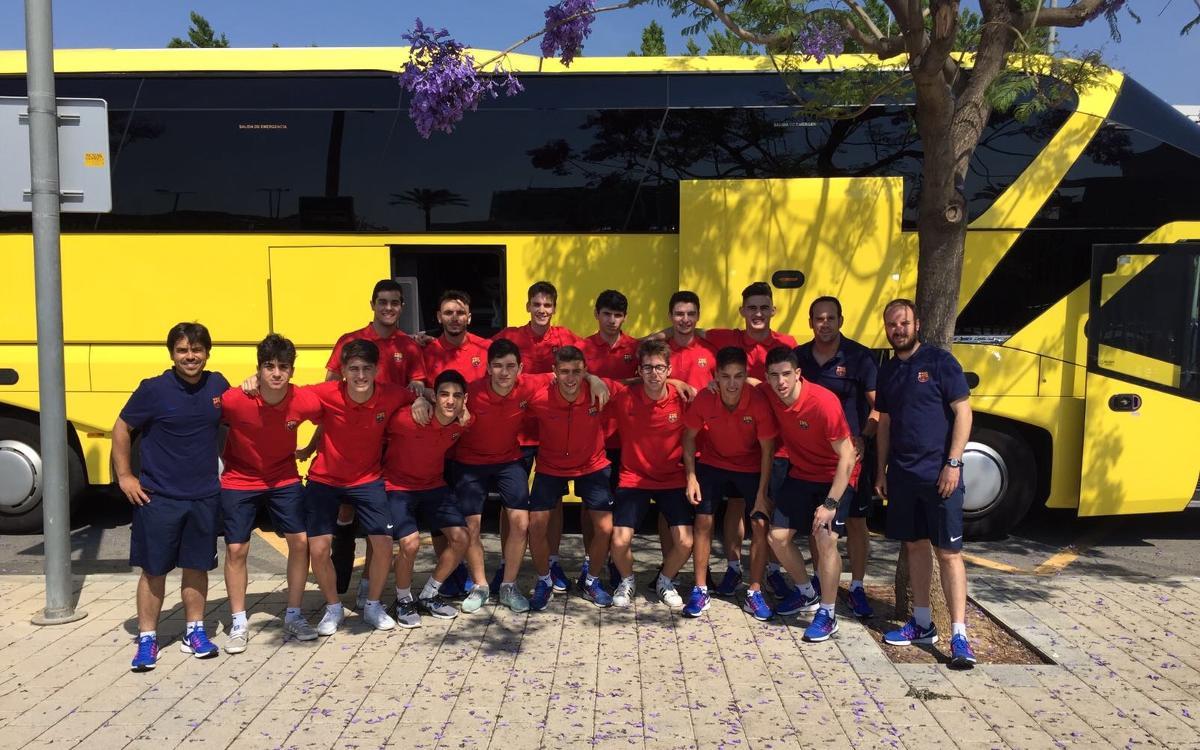 El Juvenil quiere reconquistar la Copa de España