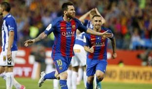 Leo Messi At His Most Awesome Best
