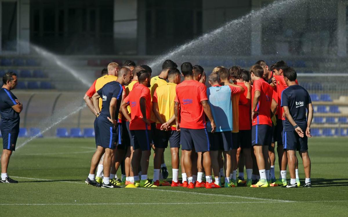 First preseason under Ernesto Valverde set to start on July 12