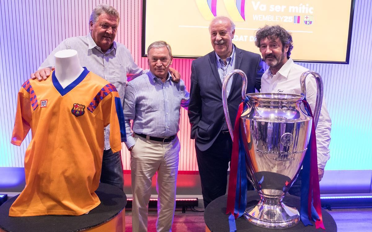 Clemente i Del Bosque avalen Ernesto Valverde