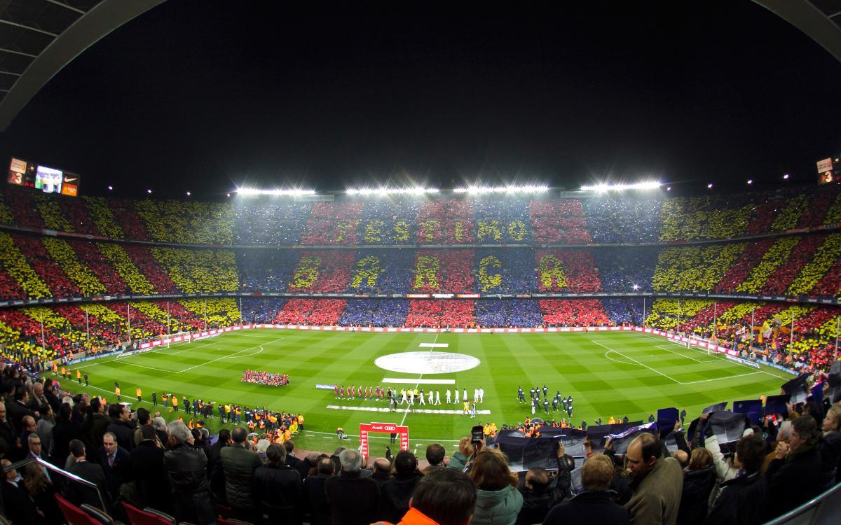 Abonament Camp Nou