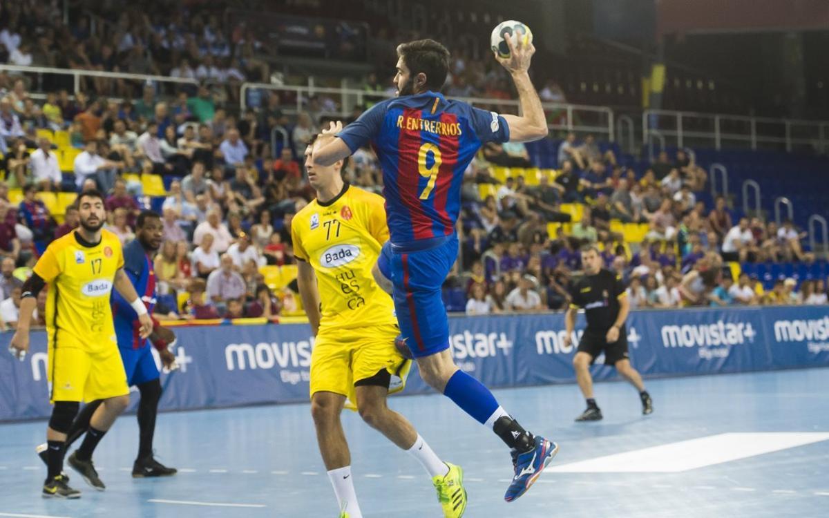 FC Barcelona Lassa – Bada Osca: La Copa es comença a decidir a Lleó