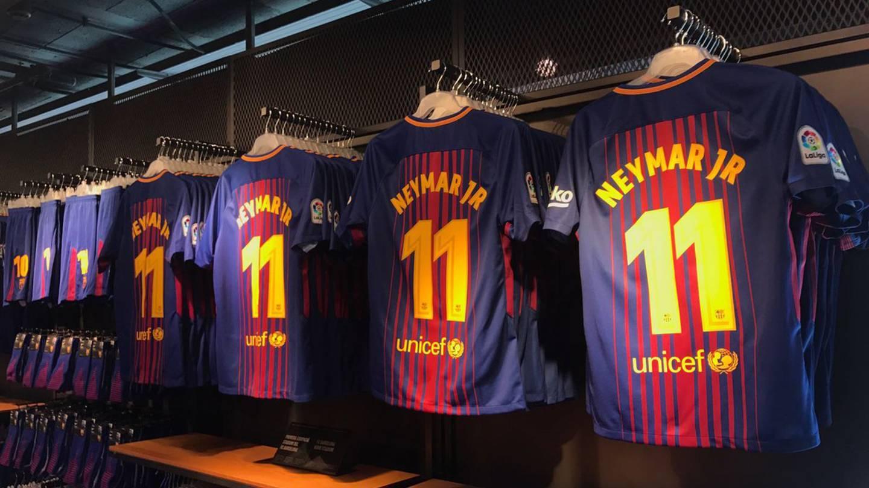 La nueva camiseta del FC Barcelona 9096dfa05bc