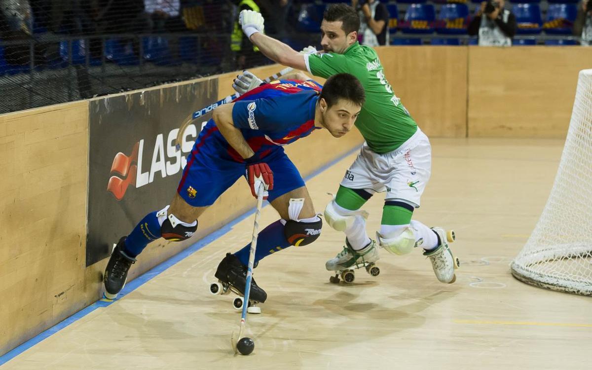 Liceo - Barça Lassa: Derrota para terminar la temporada (5-3)