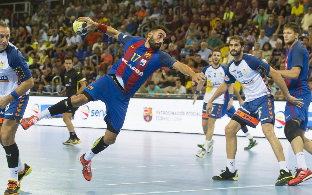 BM Granollers v Barça Lassa: Derby win and to the final! (23-37)