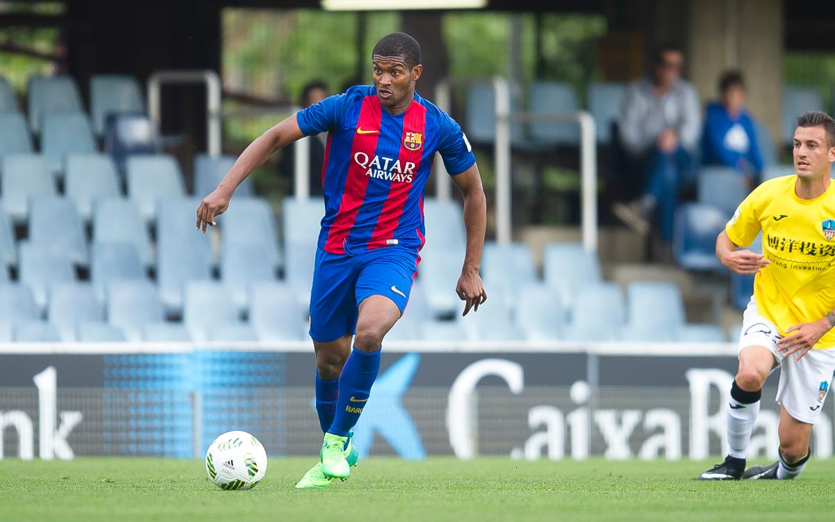 Marlon Santos to continue at FC Barcelona