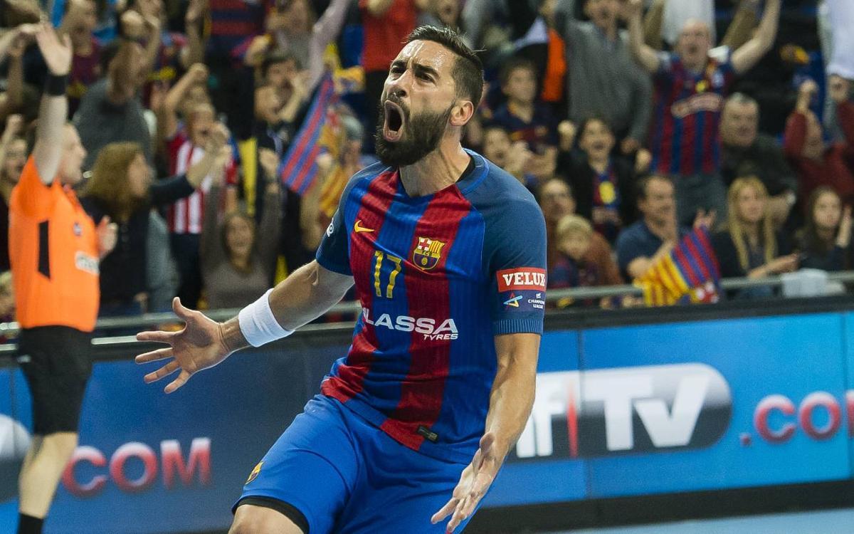 Barça Lassa – HC Vardar: La primera final en Colonia