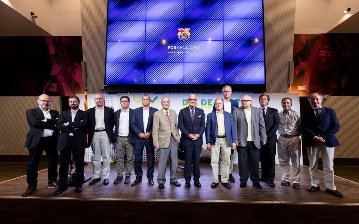 V Edición de los diálogos Ernest Lluch de economía y fútbol sobre los retos de la gestión económica de los estadios