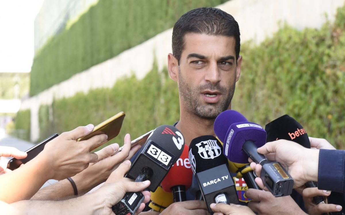 """Gerard López: """"L'ascens encara no està fet, volem que tothom vingui al Mini"""""""
