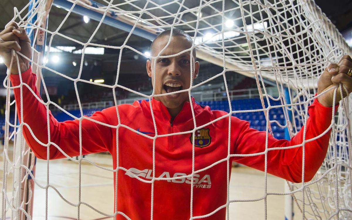 """Ferrao: """"Nos dejaremos la vida para poner al Barça donde se merece"""""""