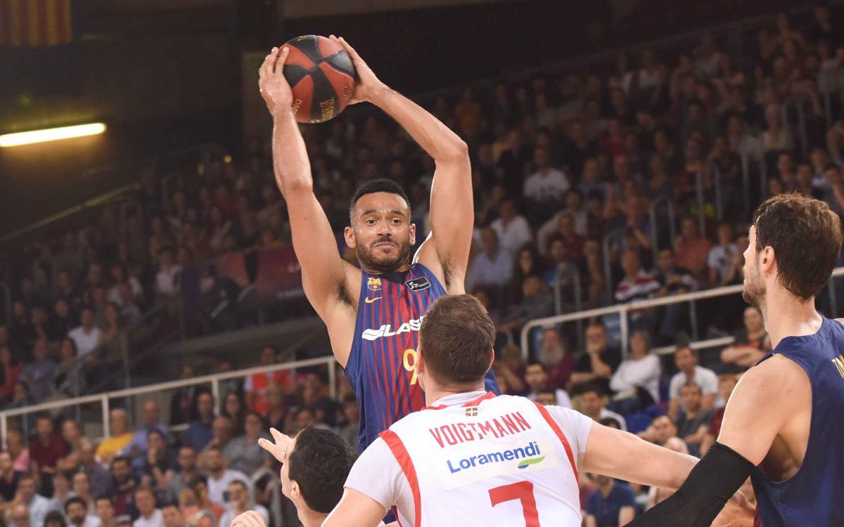 FC Barcelona Lassa – Kirolbet Baskonia: Con el reto de forzar el 5º partido