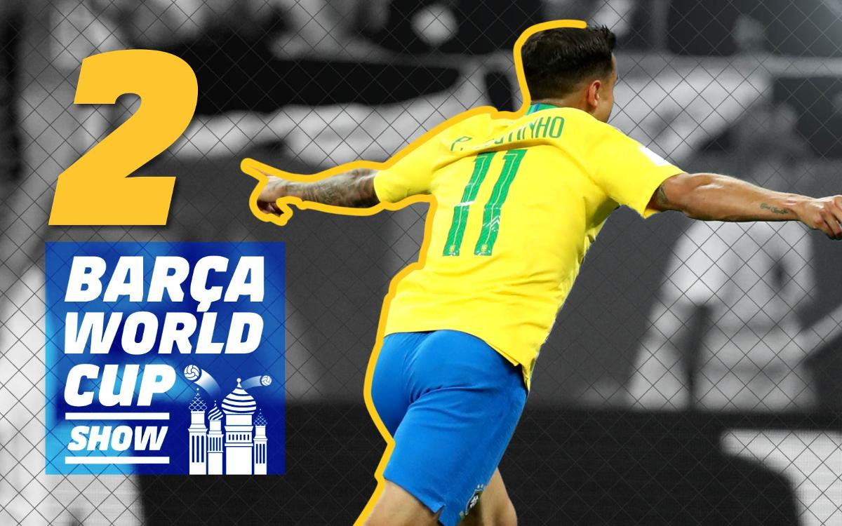 Second program of 'The Barça World Cup Show'