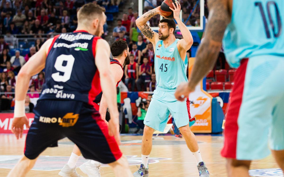 Kirolbet Baskonia – FC Barcelona Lassa: Catalans on the brink (85-79)