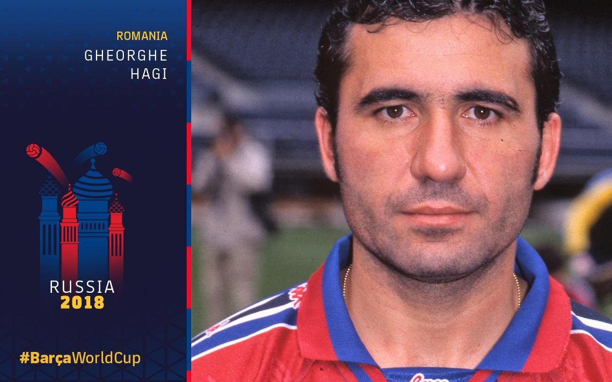 Barça at the World Cup, Part 8: The Romanian stylists