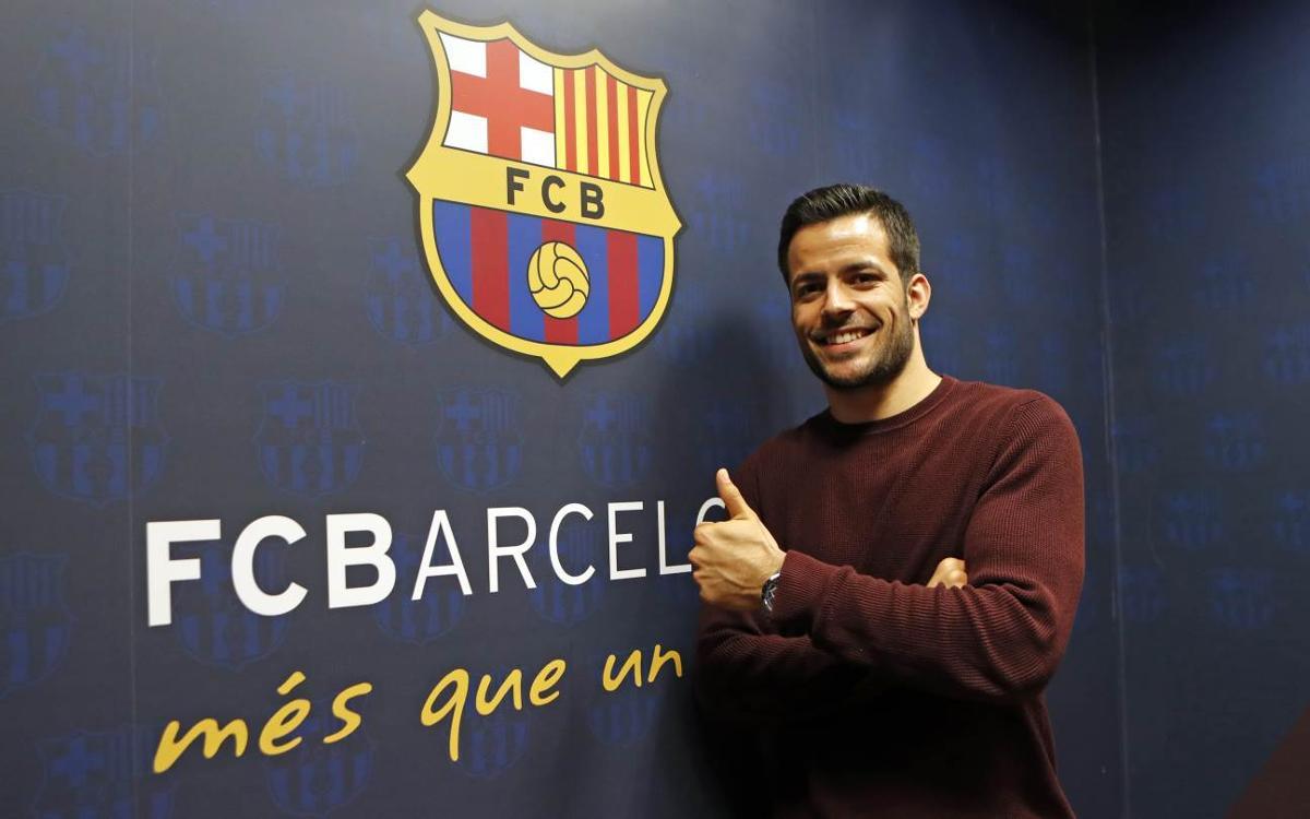 João Rodrigues s'incorpora al Barça Lassa