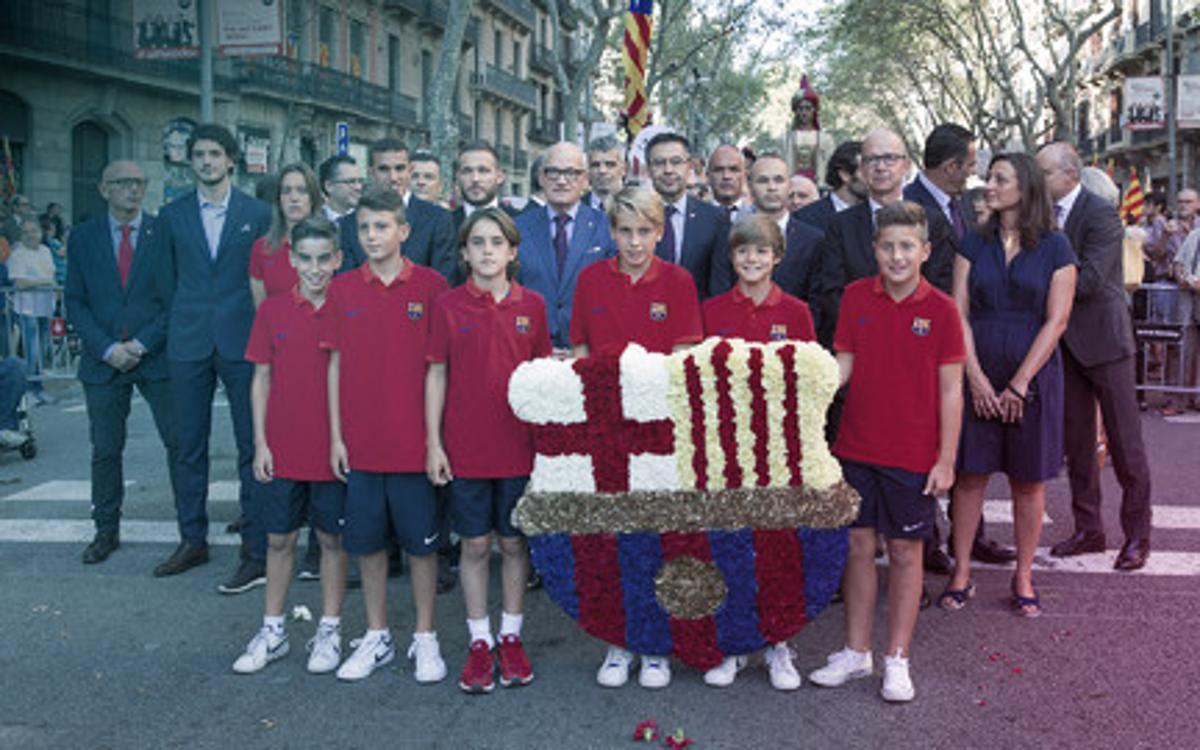 FC Barcelona Identity