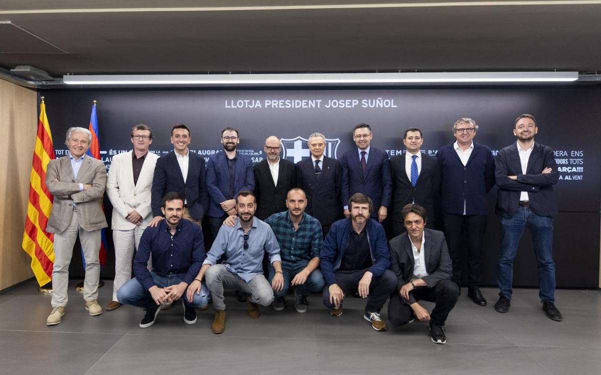 Leo Messi, elegido premio Aldo Rovira de la temporada 2017/18