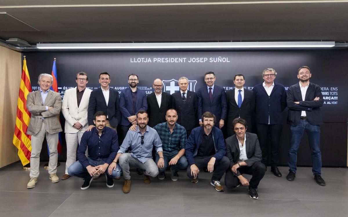 Leo Messi, escollit premi Aldo Rovira de la temporada 2017/18
