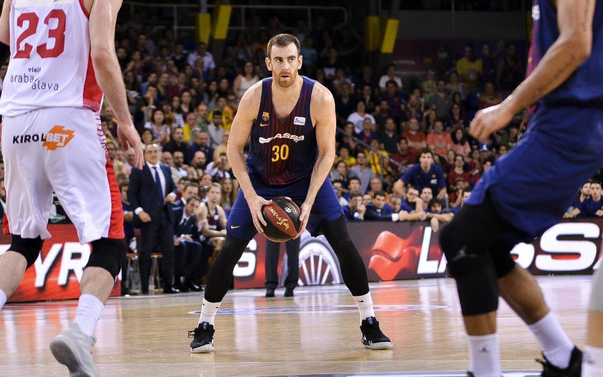 El Kirolbet Baskonia, rival del Barça Lassa a les semifinals de la Supercopa Endesa