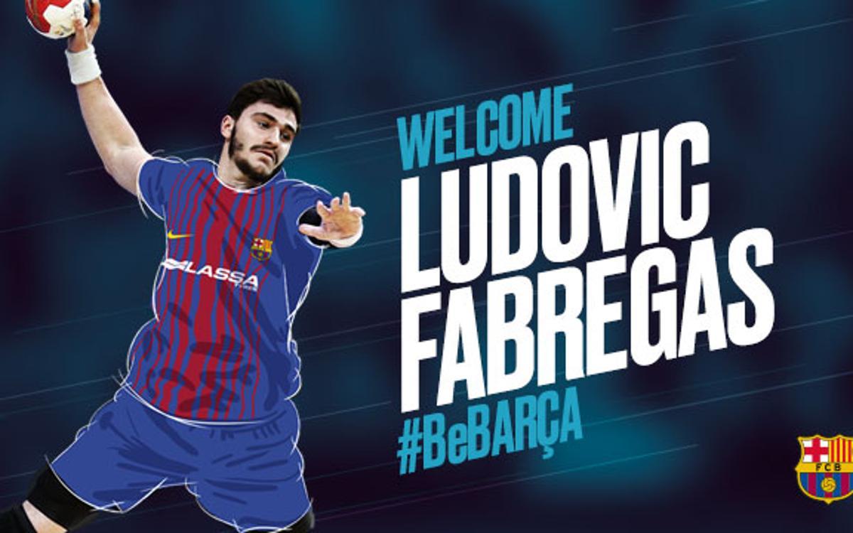 Ludovic Fàbregas s'engage avec le FCB Handbol