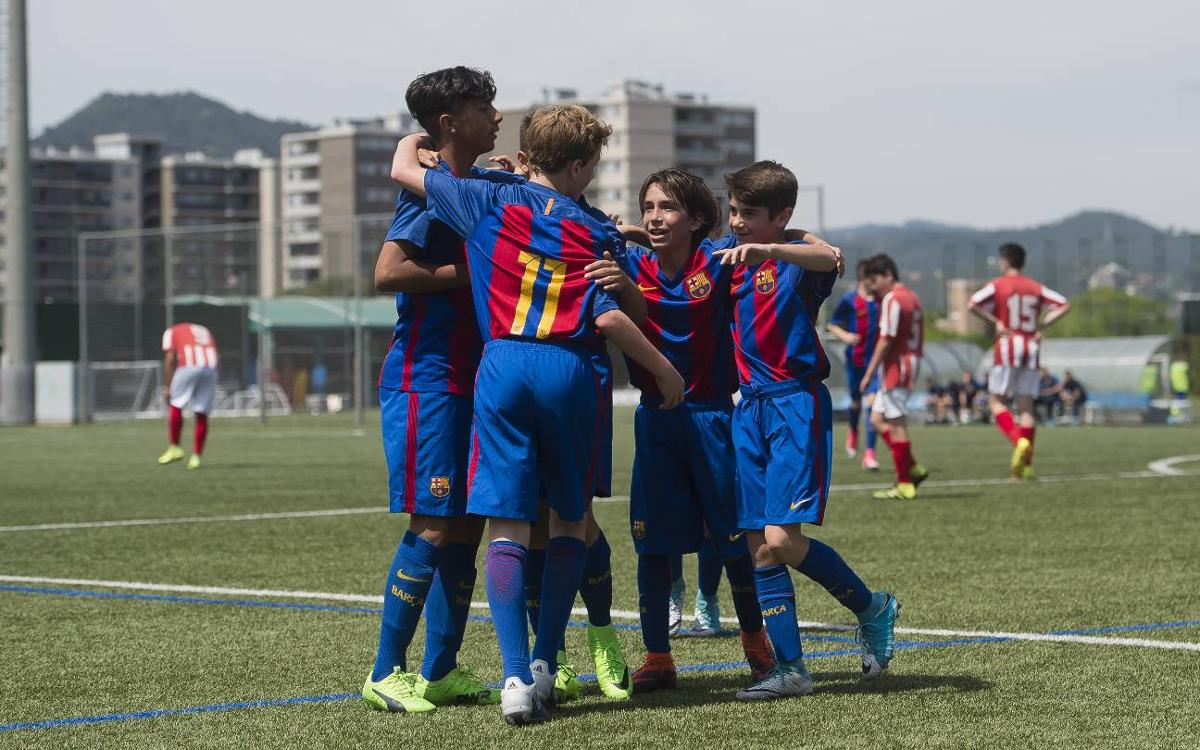 Top Five La Masia goals in the third week of May